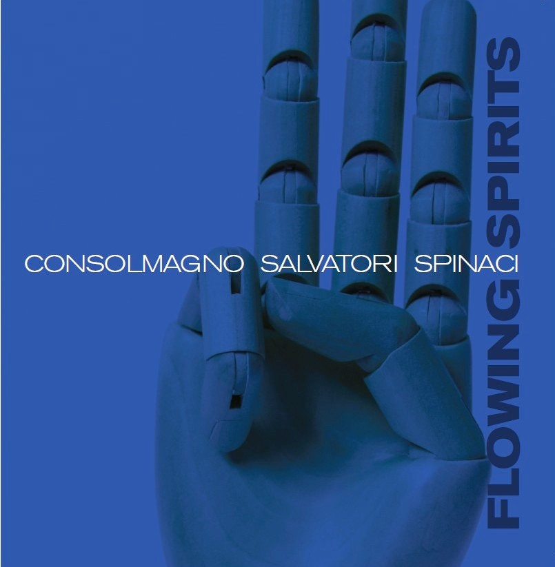 Cd Flowing Spirits - Consolmagno, Salvatori, Spinaci